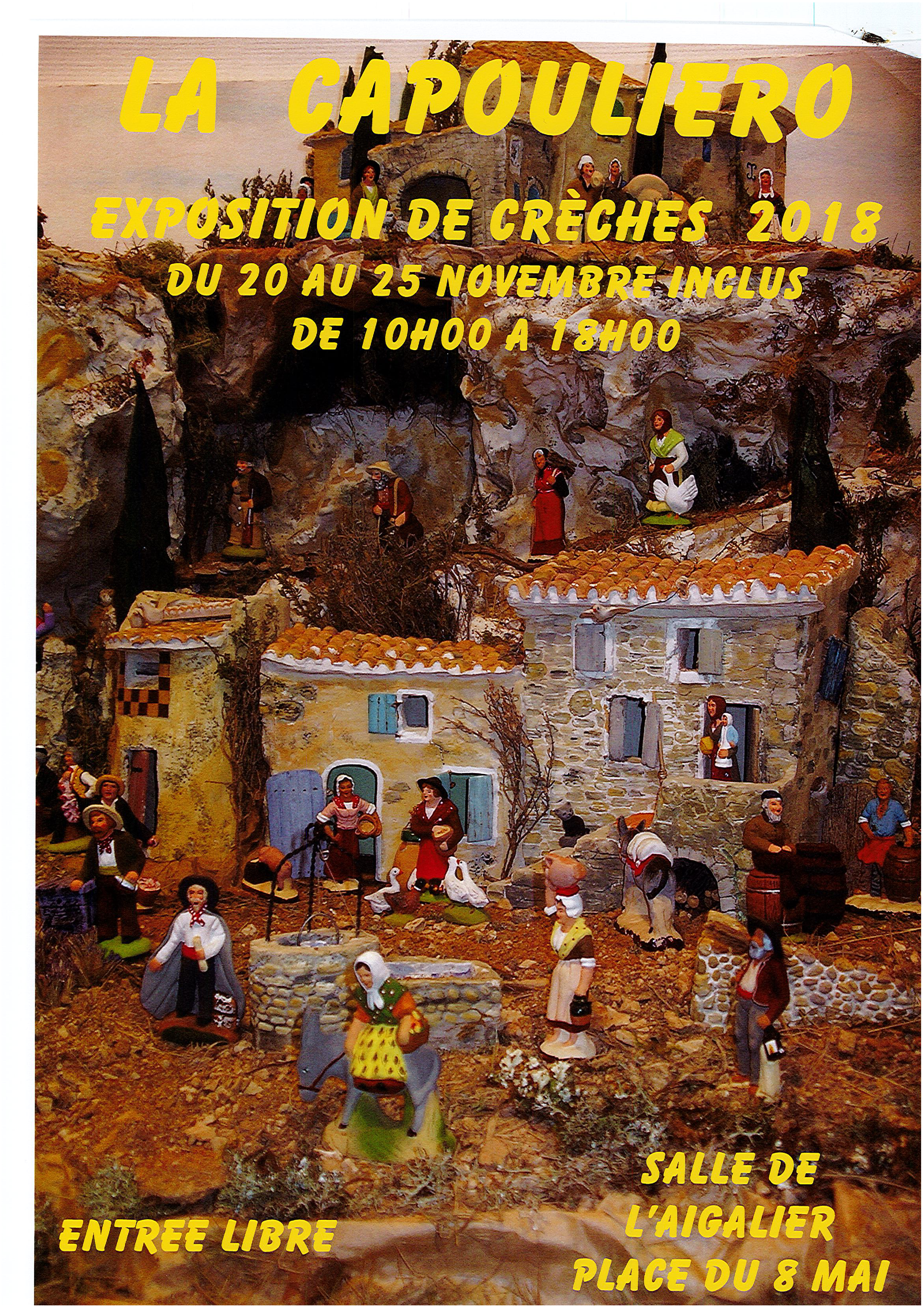 Exposition de Crèches