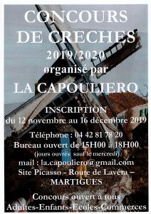 CONCOURS DE CRÈCHES 2019